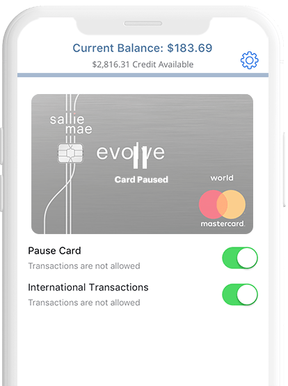 In 2020 alone, our education foundation funded $40,000 in scholarships to our members. Sallie Mae Evolve A Cash Back Credit Card That Adapts To You