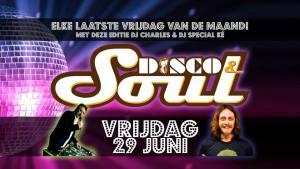 disco en soul at sally o briens