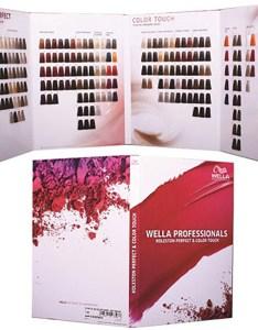 Wella koleston colour chart color touch shade salon services  also book topsimages rh