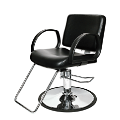 Beauty Salon Chair Louis Xiv Chairs Dryer Stools Sally Niki Styling With Chrome Base