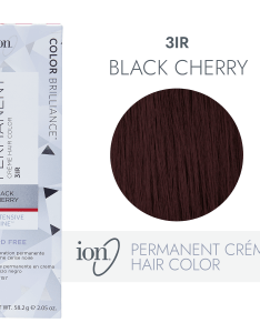 Ion black cherry permanent creme hair color by brilliance sally beauty also rh sallybeauty