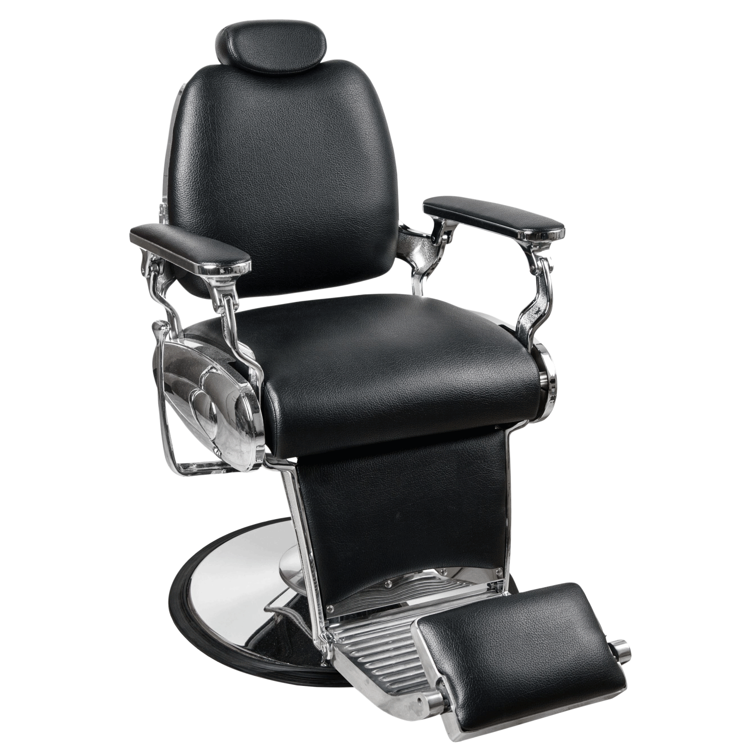 chair for barber wrought iron patio collins jaguar