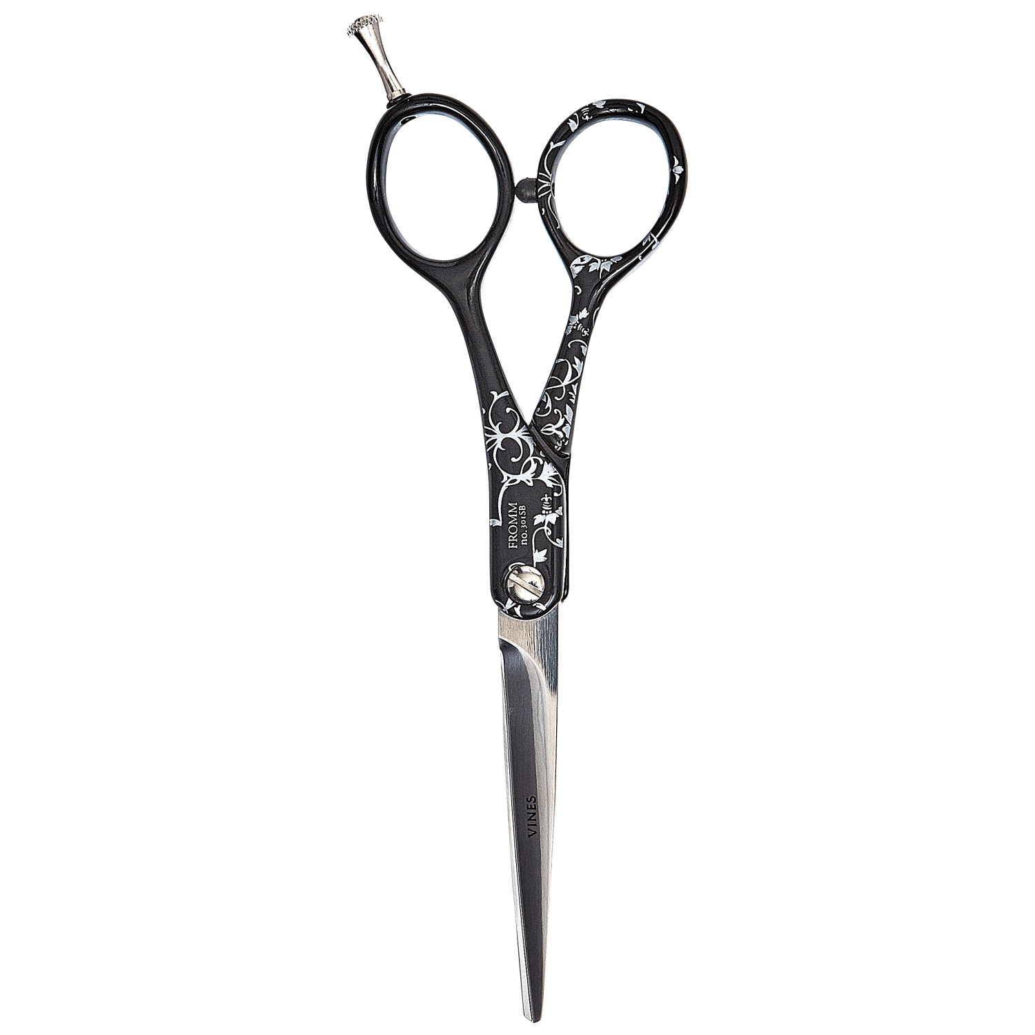 Fromm Black Handle Vines Shear