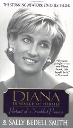 Book cover for Diana, In Search of Herself