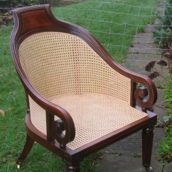 How To Cane A Chair Swing Stand Uk Seat Repair Georgian Library