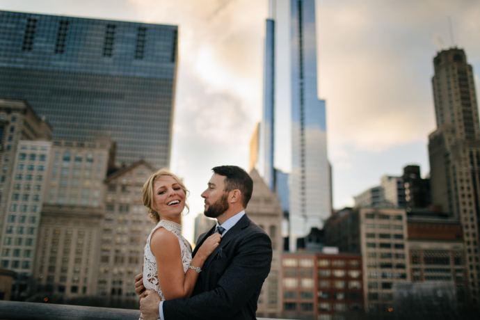 Chicago elopement photography