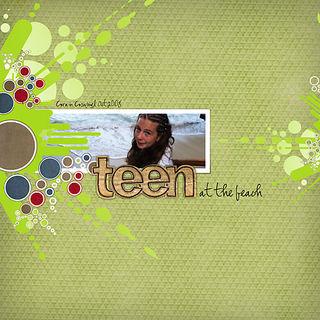 Teenatthebeach