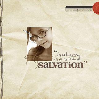 Dieofsalvation