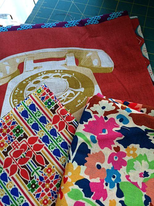 Supertote fabrics