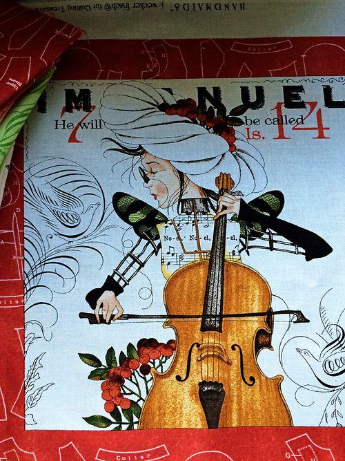 Angel band panel