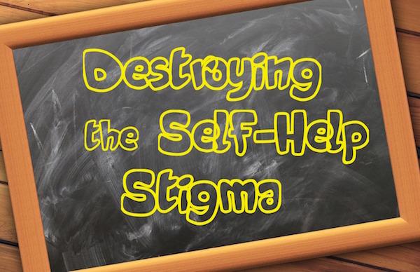 the Self-Help stigma