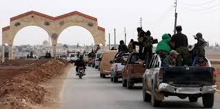 معارك عنيفة في مدينة الباب السورية بعد دخول 7 الآف جندي تركي الى المدينة