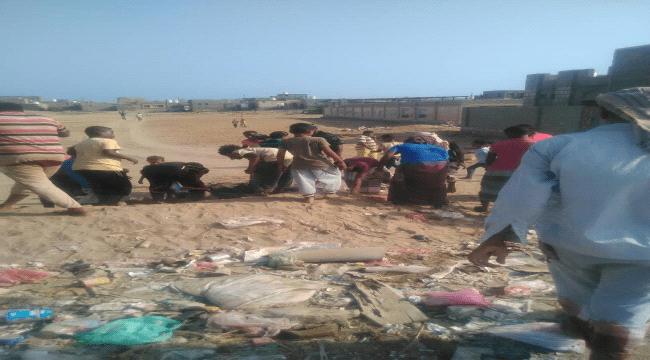 أبناء شقرة يمنعون مقاول من العمل في أرضية أقدم ملعب في المدينة