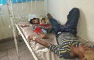 مستشفى مودية يعلن حالة الطوارئ بسبب تزايد حالات الإصابة بالكوليرا