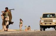 الحزام الأمني والمقاومة يقصفون مواقع للحوثيين في كرش