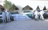 تدشين المرحلة الثانية من مشروع مكافحة حمى الضنك في مدن وقرى وادي حضرموت