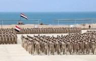 تظاهرة للمئات من الجنود في معسكر