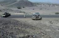 قبائل الصبيحة يحاصرون بن دغر أثناء مروره الى منطقة هويرب بلحج
