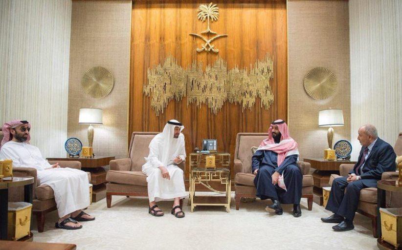 نائب المجلس الانتقالي يكشف عن سر لقاء قيادات السعودية والامارات بقيادات الاصلاح والمواضيع التي تم مناقشتها