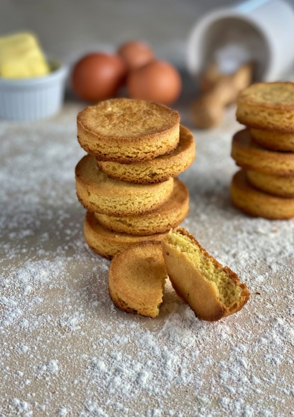 How to make Palets Bretons – salt butter biscuits from Brittany?