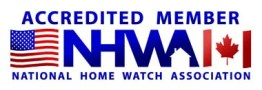 Salo Home Watch is an Accredited Member of the National Home Watch Association
