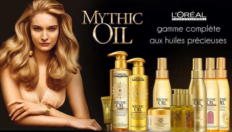 Gamme Mythic Oil L'Oréal Professionnel