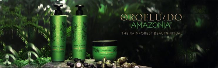 REVLON Orofluido Amazonia