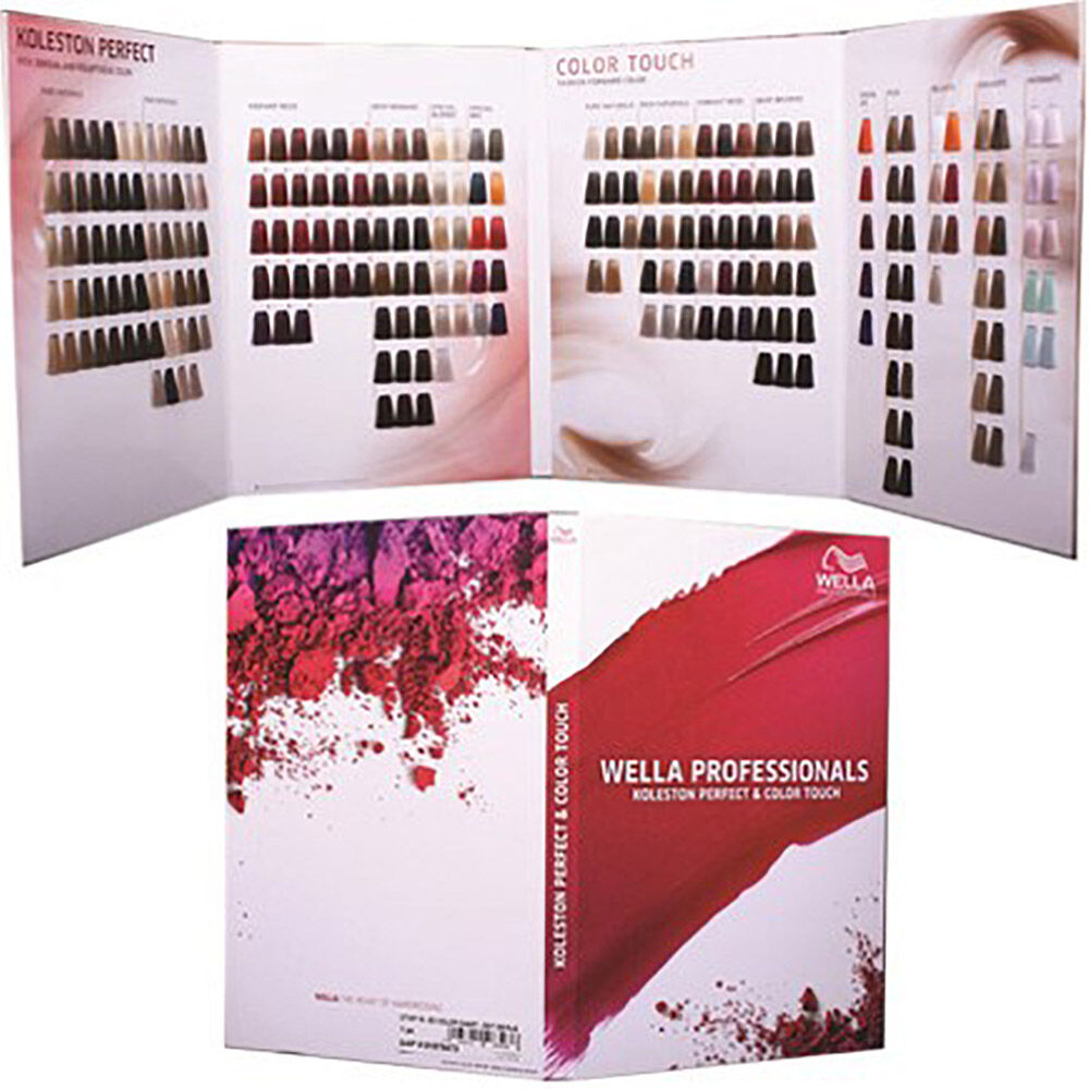 Wella professionals koleston perfect color touch shade chart also colour salon services rh
