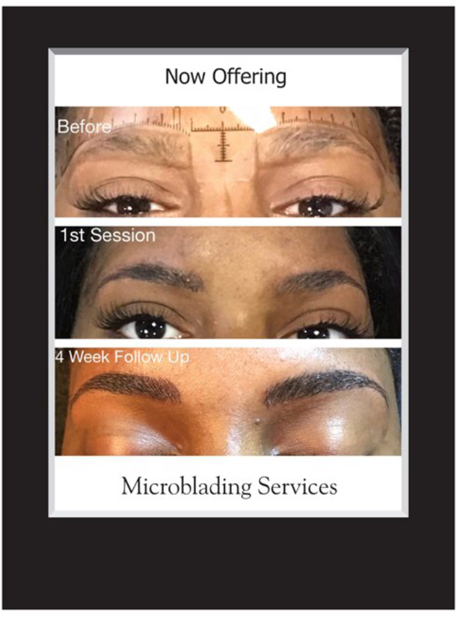 Microblading in Fort Worth in your own salon suite is possible with Salon & Spa Galleria