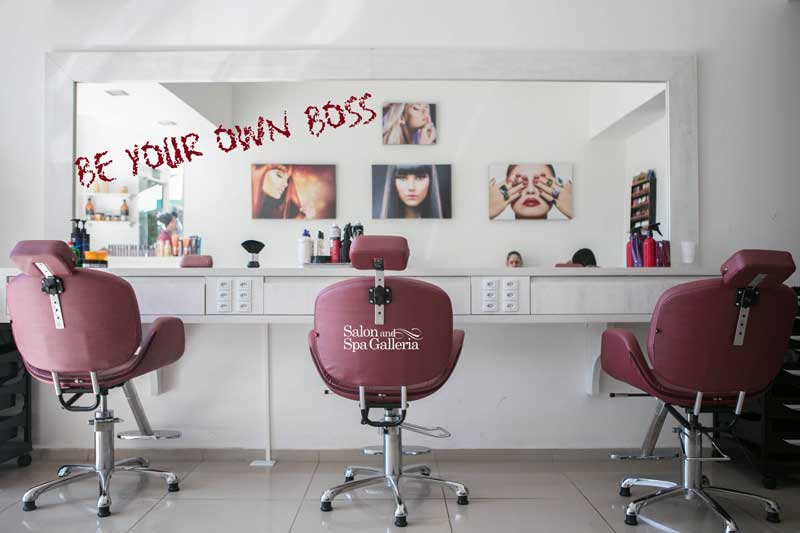 Reasons why you should rent a booth in a salon