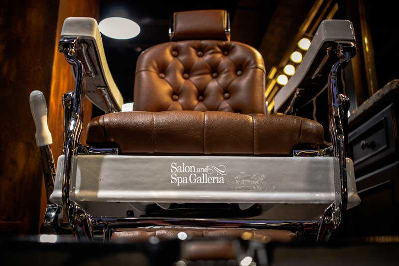 Salon chair rental Fort Worth available to lease at Salon & Spa Galleria