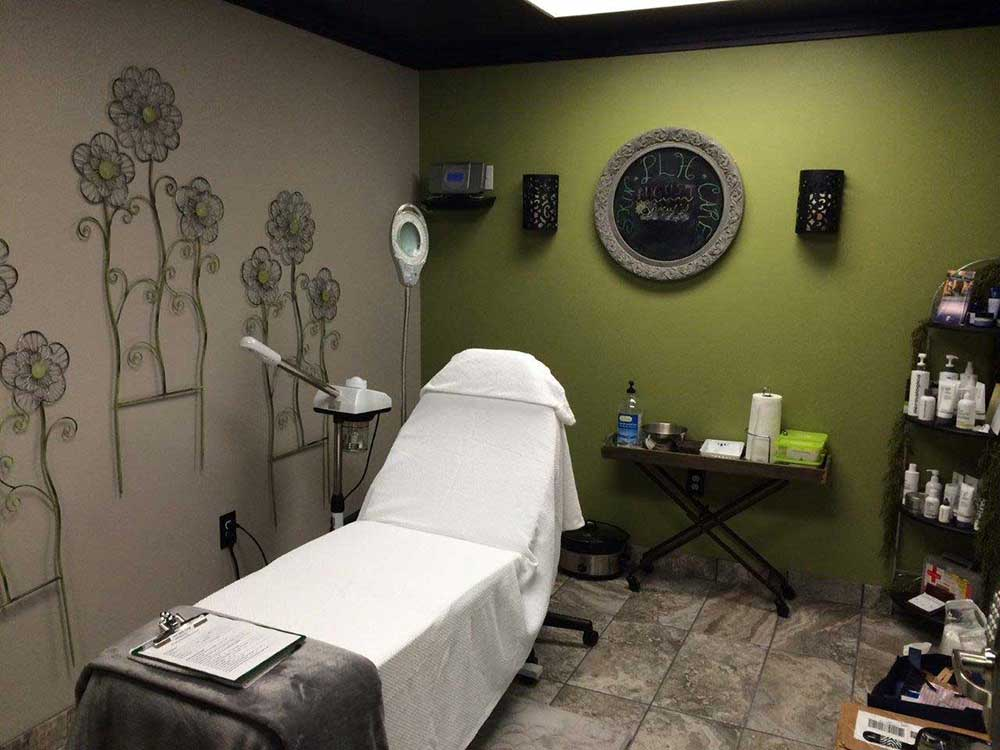 microdermabrasion suites for rent