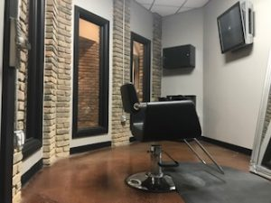 salon chair rental Keller