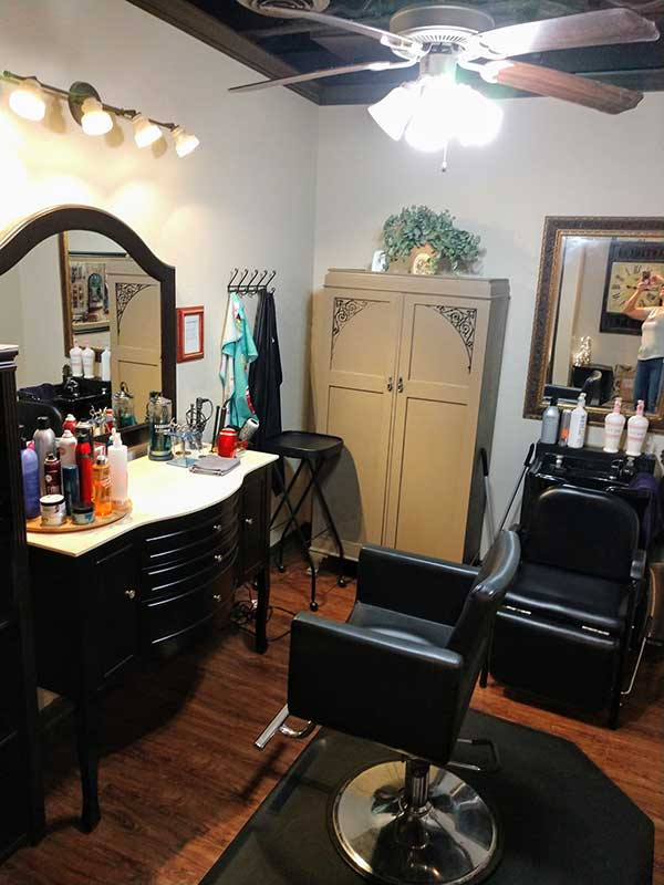 salon suite rental Hurst