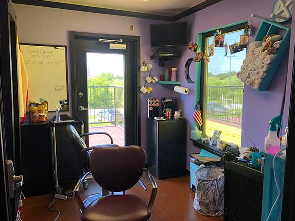 north fort worth beauty salon suite for rent