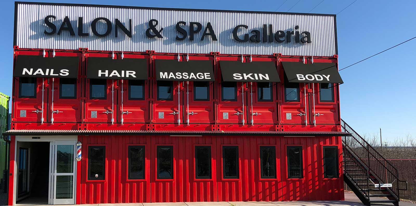 salon suite rental alliance area