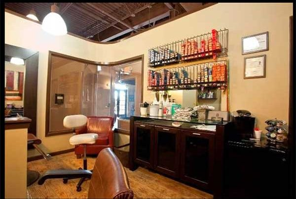 spa space for rent fort worth