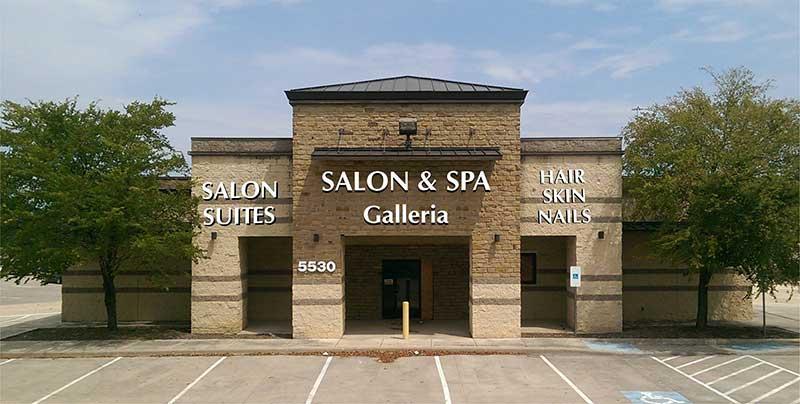 Hulen salon suites for rent