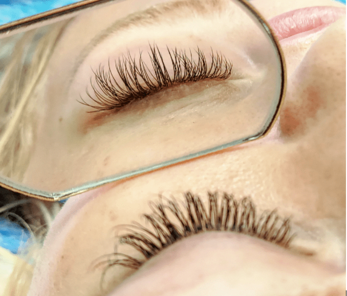 Lash Extensions Weatherford TX