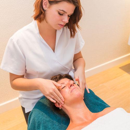 Beauty & Wellness massage