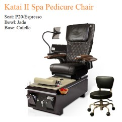 Massage Pedicure Chair Mini Folding Katai Ii Spa With Magnetic Jet Human Touch