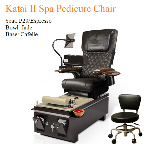 spa pedicure chair dining room chairs set of 4 katai ii with magnetic jet human touch massage