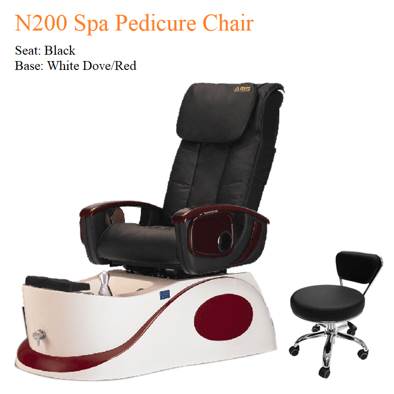 massage pedicure chair bedroom navy n200 spa with fully automatic system