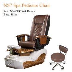Spa Pedicure Chair Exercise Computer Ns7 Luxury With Magnetic Jet And Built In Remote