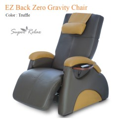 Massage Zero Gravity Chair Two Tone Walls With Rail Ez Back Salondepot Com
