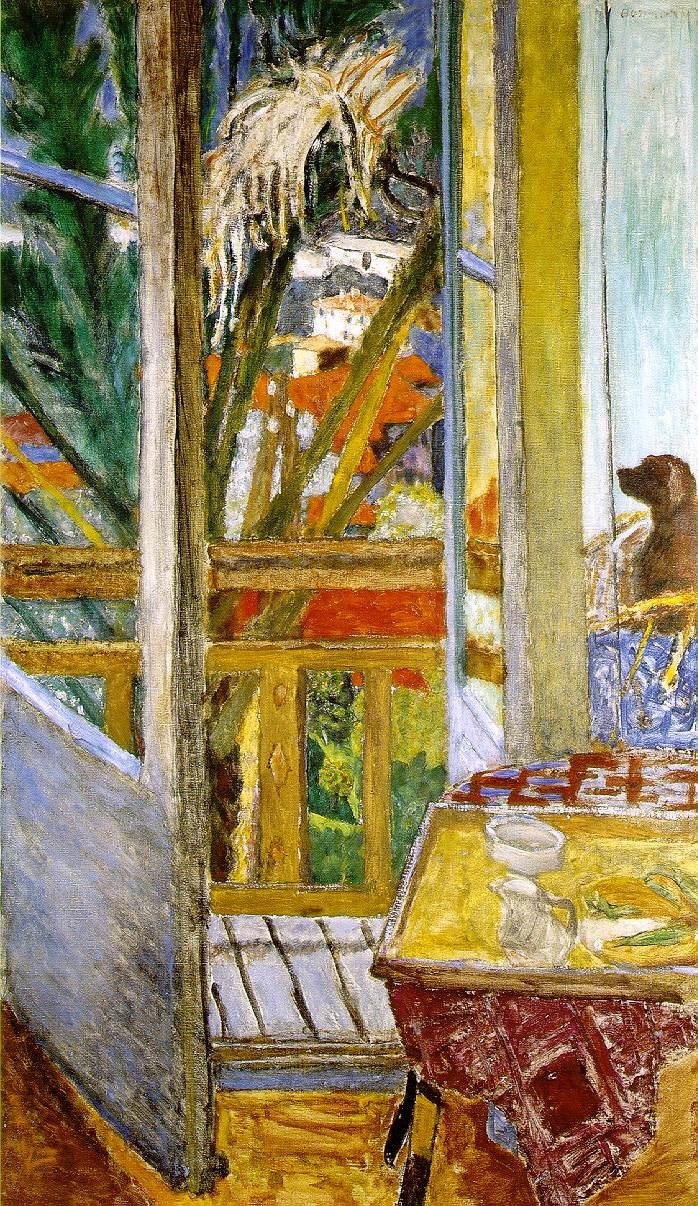 Quadri di Bonnard Pierre