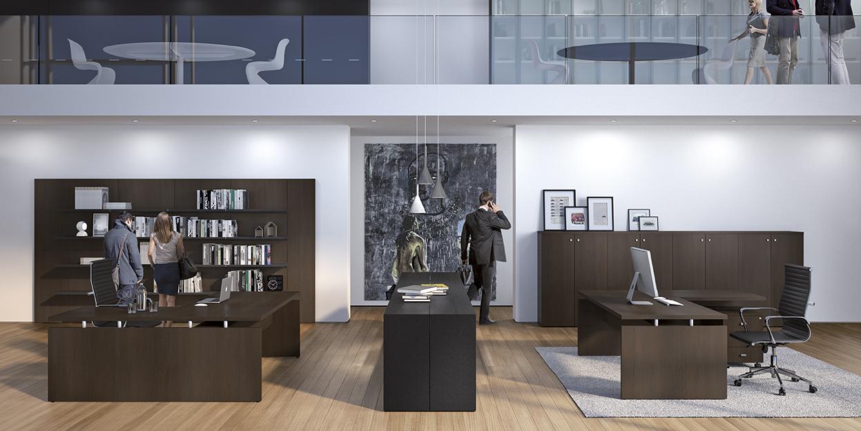 Il tuo ufficio con stile. Mobili Da Ufficio Online
