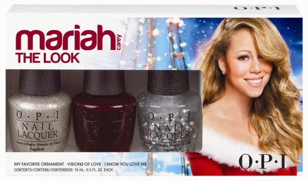 10 OPI Mariah Carey