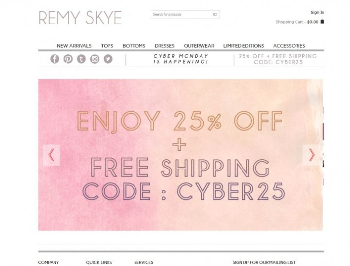 Cyber Monday Cacee