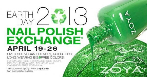 Zoya polish exchange
